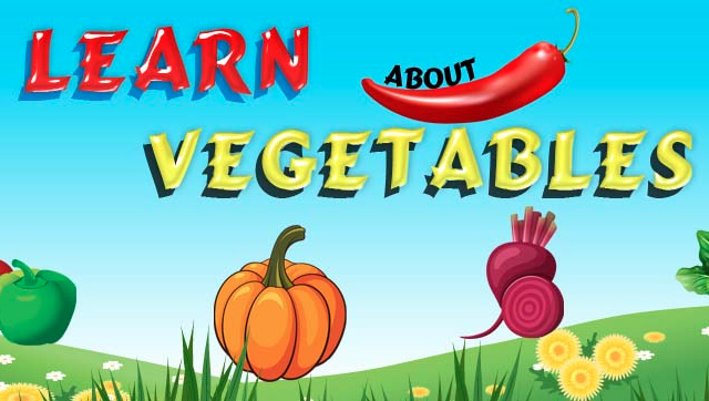 Learn About Vegetables