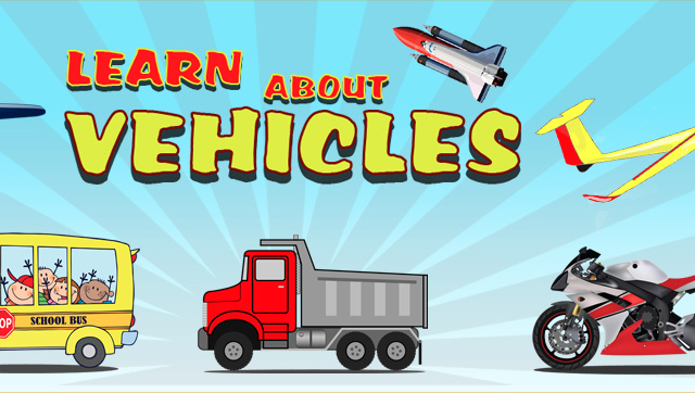 Learn About Vehicles