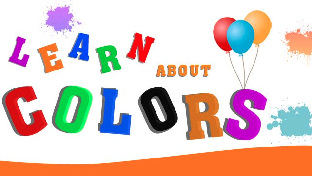 Learn About Colors