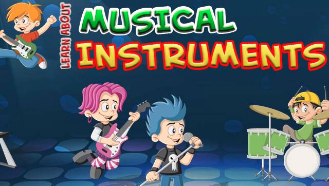 Learn About Musical Instruments